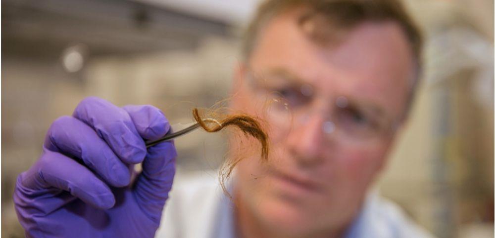 Test ADN cheveux