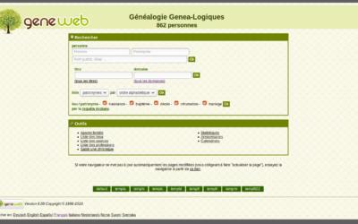 Comment utiliser le logiciel de généalogie Geneweb ? Notre avis